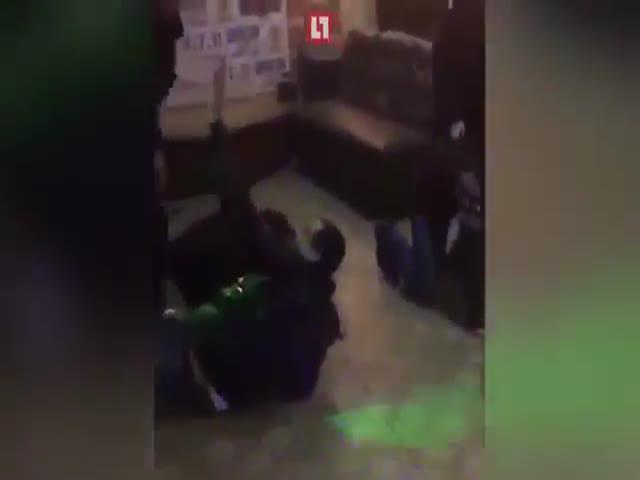 В Ставрополье сотрудники Росгвардии открыли огонь при задержании посетителей бара
