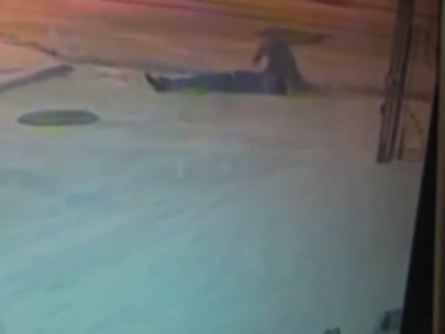 Жестокое ограбление в Оренбурге