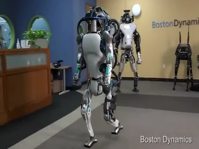 Незавидная судьба робота из Boston Dynamics