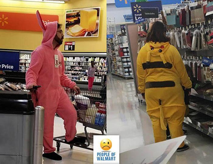 Смешные люди из супермаркетов. Часть 32 (40 фото)