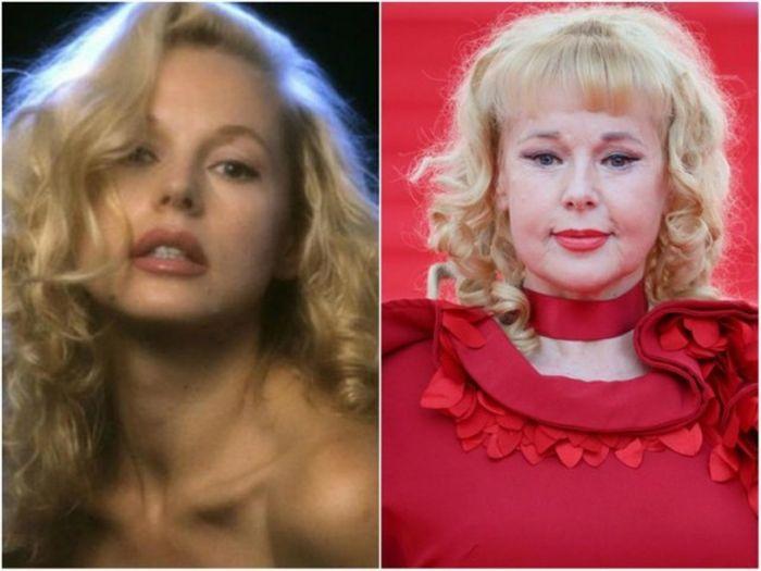 Что стало с известными актрисами фильмов времен Перестройки (8 фото)