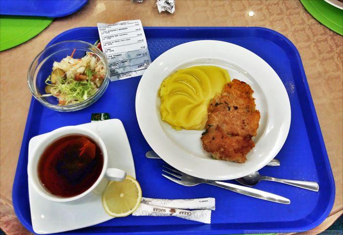 Во сколько обходится питание в столовой Госдумы России (21 фото)
