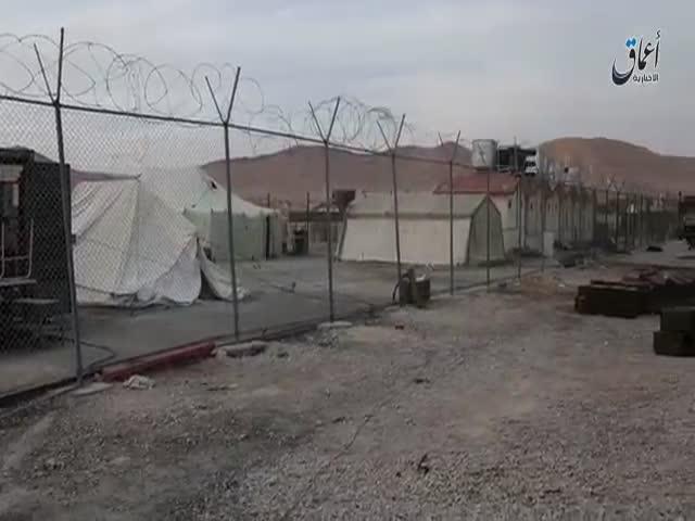 Боевики ИГИЛ захватили российскую военную базу в Пальмире