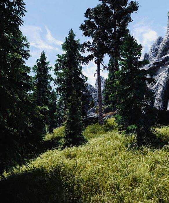 Невероятная графика в современных компьютерных играх (38 фото)