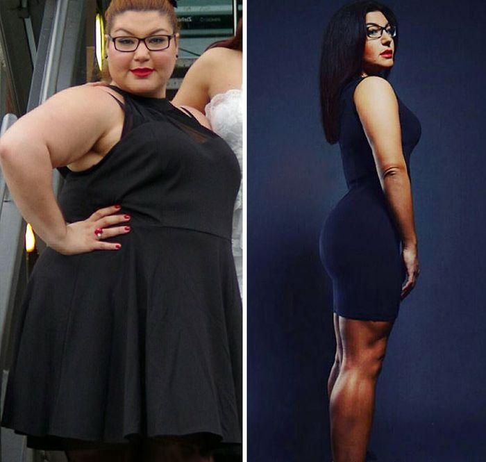 Истории невероятного похудения фото