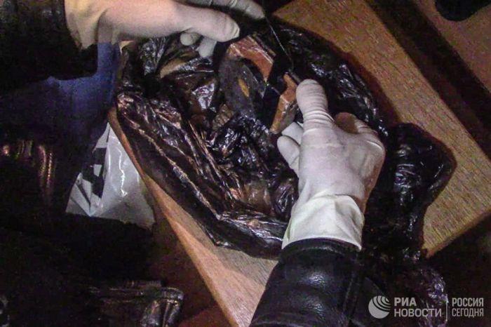 Российские силовики предотвратили серию новогодних терактов (8 фото)