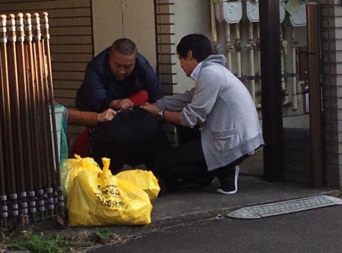 Как работают экстренные службы Японии (4 фото)