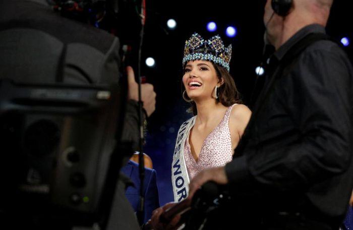 Стефани Дель Валле из Пуэрто-Рико одержала победу на конкурсе красоты «Мисс мира-2016» (15 фото)