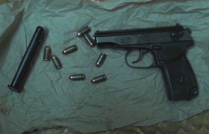 Задержаны торговцы оружием, промышлявшие в ЦФО и СЗФО (6 фото)