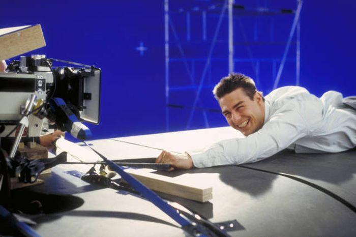 Фото со съемочных площадок известных фильмов (32 фото)