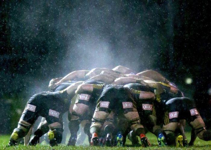 Лучшие спортивные фото уходящего года по версии журнала Time (17 фото)