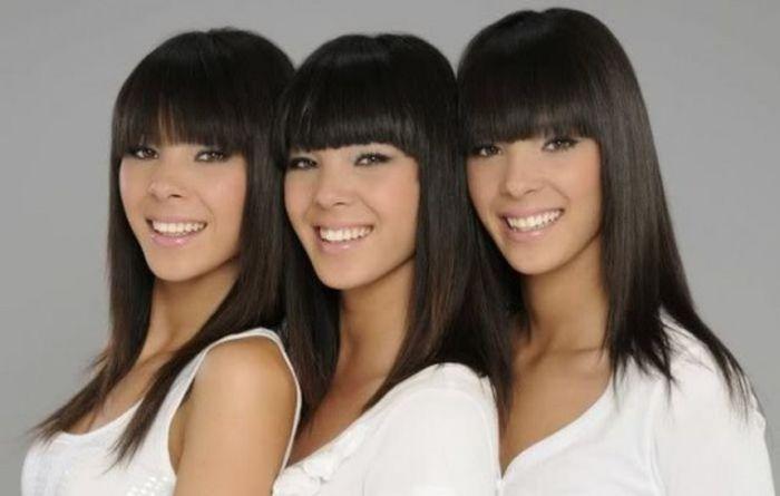 Прекрасные и успешные близняшки, тройняшки и даже четверняшки (14 фото)