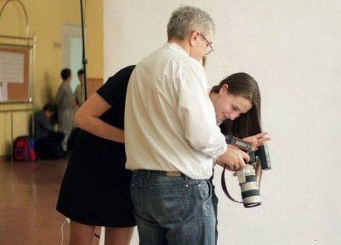 Фото, которые следует смотреть дважды (46 фото)