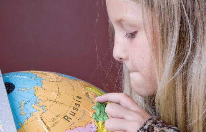 Россия глазами американских школьников (8 фото)