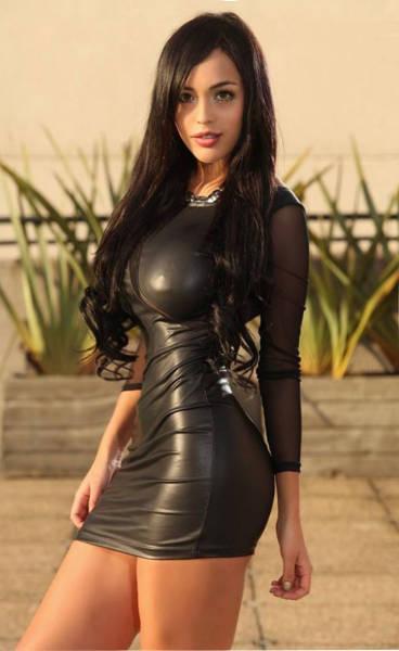 Платья - лучшая одежда для девушек (60 фото)