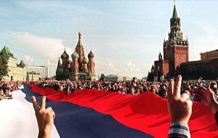 1991 - последний год жизни СССР (50 фото)