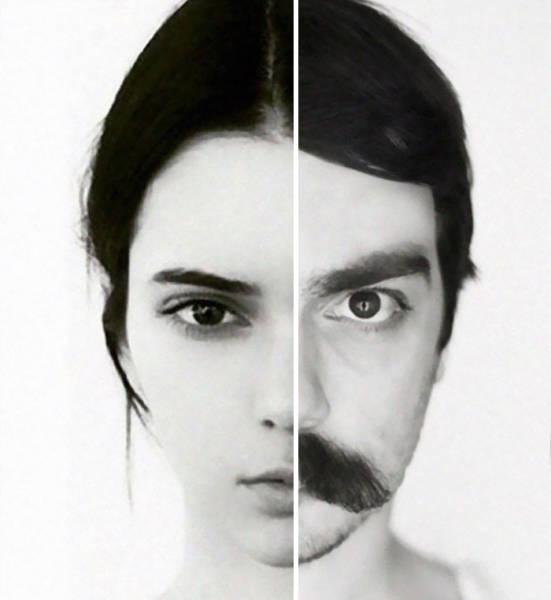 Кирби Дженнер - малоизвестный «брат-близнец» Кендалл Дженнер (60 фото)