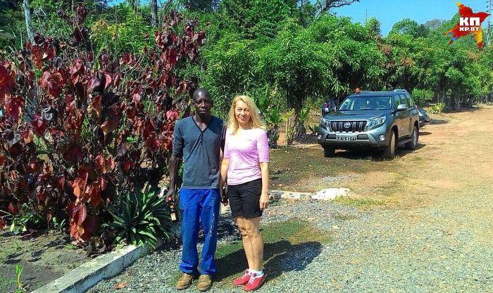 Белорусский врач акушер-гинеколог о своей работе в Анголе (9 фото)