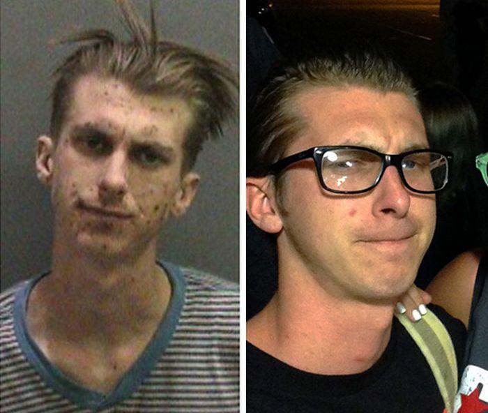 Преображения бывших наркоманов (21 фото)