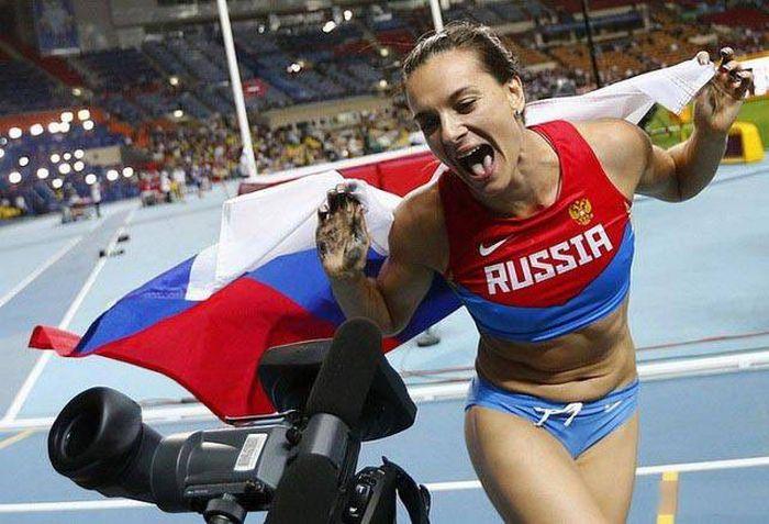 Подборка девушек-спортсменок (40 фото)