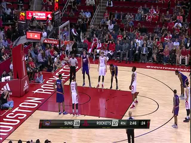 В НБА вернулись броски «из-под юбки»