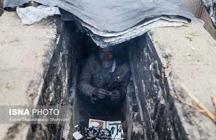 Ölmeden Mezara Giren İnsanlar (10 Fotograf)