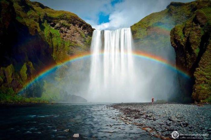 Невероятно красивая природа Исландии