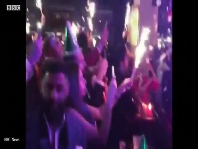 Теракт в новогоднюю ночь в Турции