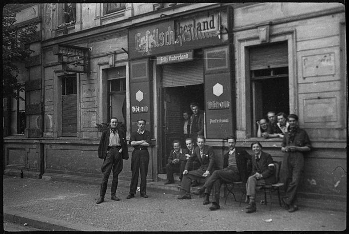 Берлин в последние дни Великой Отечественной войны (22 фото)