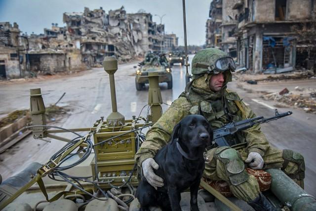 Halep'te El Yapımı Patlayıcılar (25 Fotograf)
