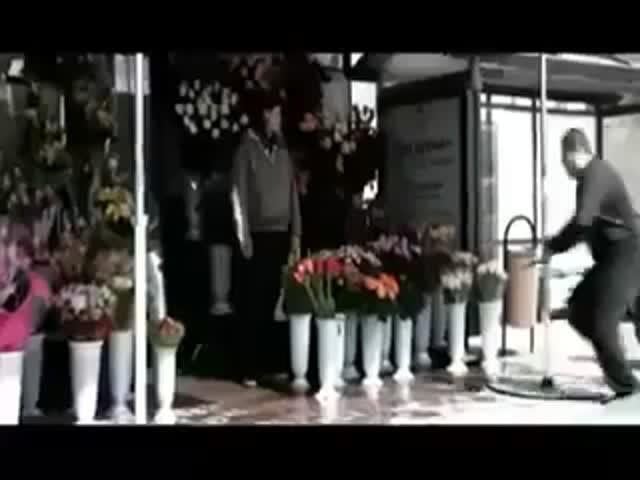 Суровый русский пранк