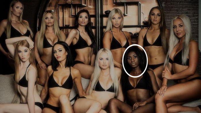 «Мисс Хельсинки-2017» стала темнокожая девушка Сефора Икалаба (10 фото)