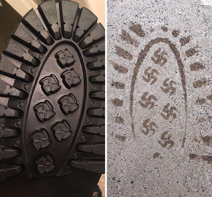 Странные ботинки из интернет-магазина (2 фото)