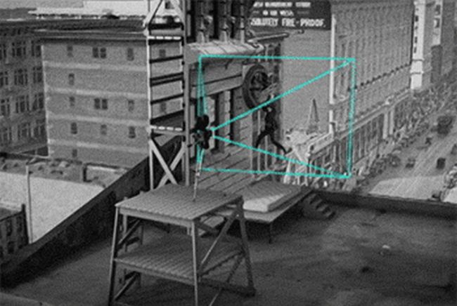 Спецэффекты в старом кино (10 гифок)