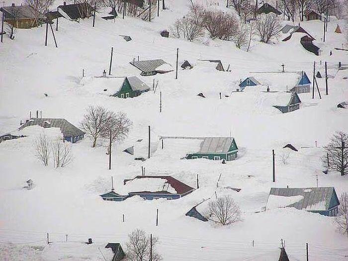 Фото, которые возможно было сделать только в России. Часть 54 (40 фото)