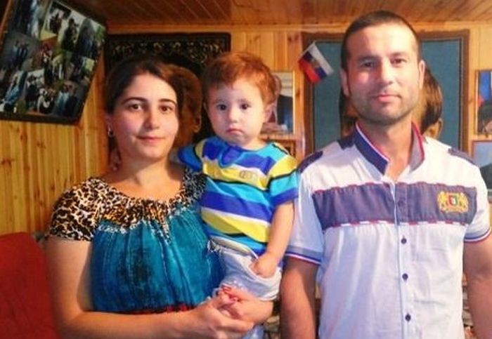 Во Владимирской области родители сменили имя сына с Расула на Путина (5 фото)
