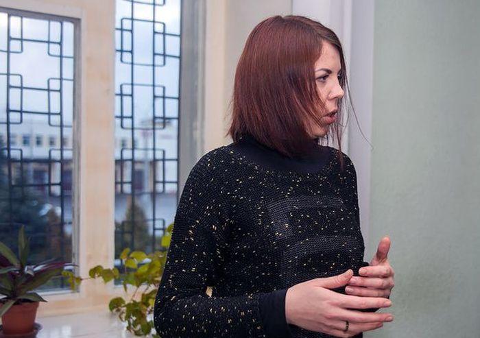 Жительницу Гродно приговорили к двум годам тюрьмы за сохраненную порнокартинку (2 фото)