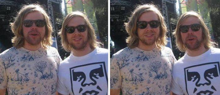 Они нашли своих двойников (44 фото)