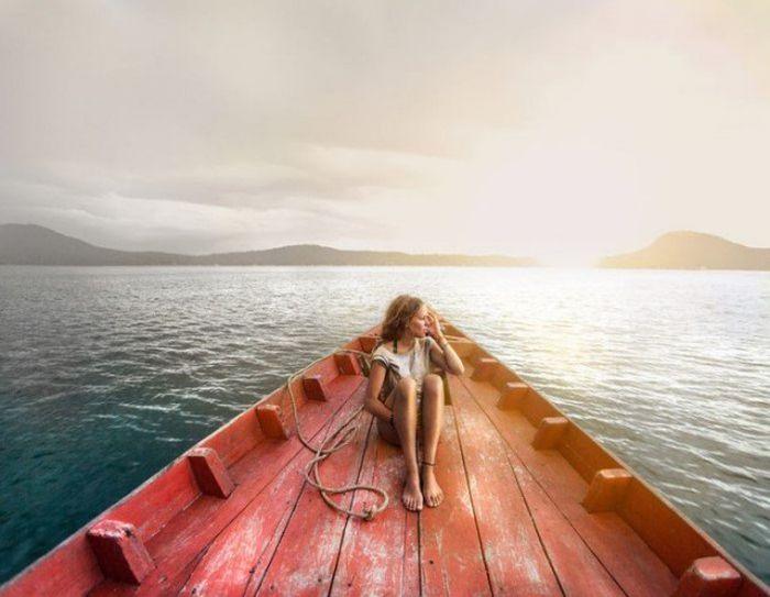 Девушка работала на 4-х работах, чтобы отправиться в путешествие мечты (28 фото)