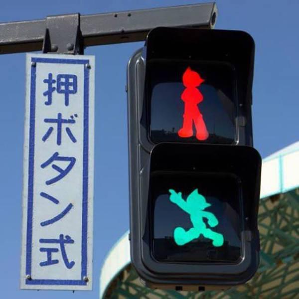 Странности из Японии (40 фото)