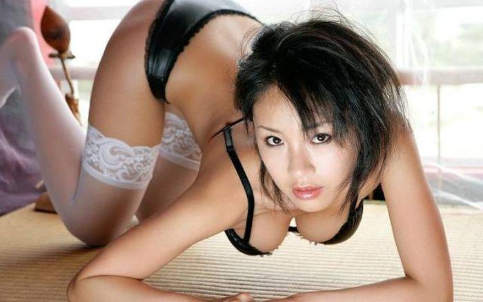Прекрасные азиатки (53 фото)