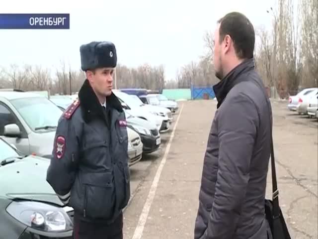 Оренбургские автомобилисты массово отказываются от покупки страхового полиса ОСАГО