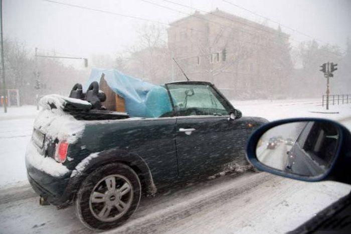 Актуальный зимний юмор (41 фото)