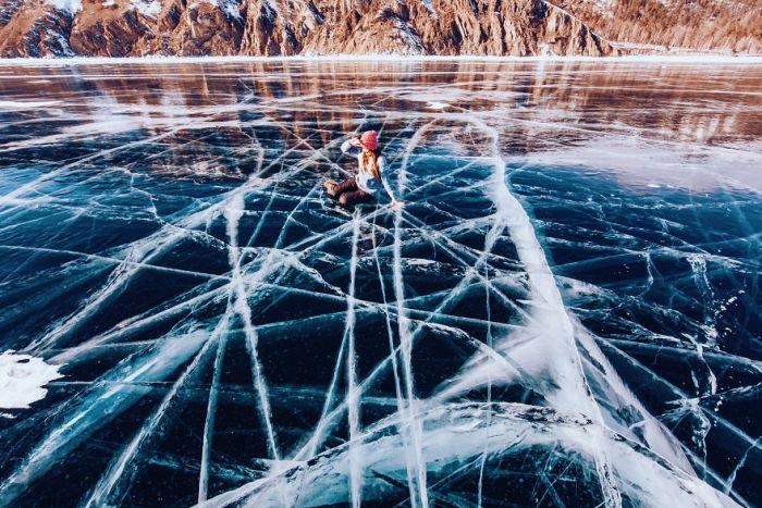 Зимний Байкал (21 фото)