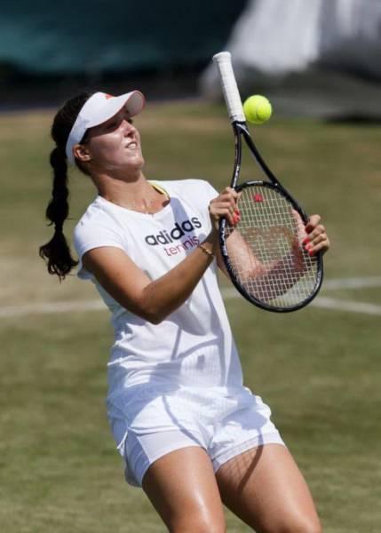 Девушки, которые любят спорт (34 фото)