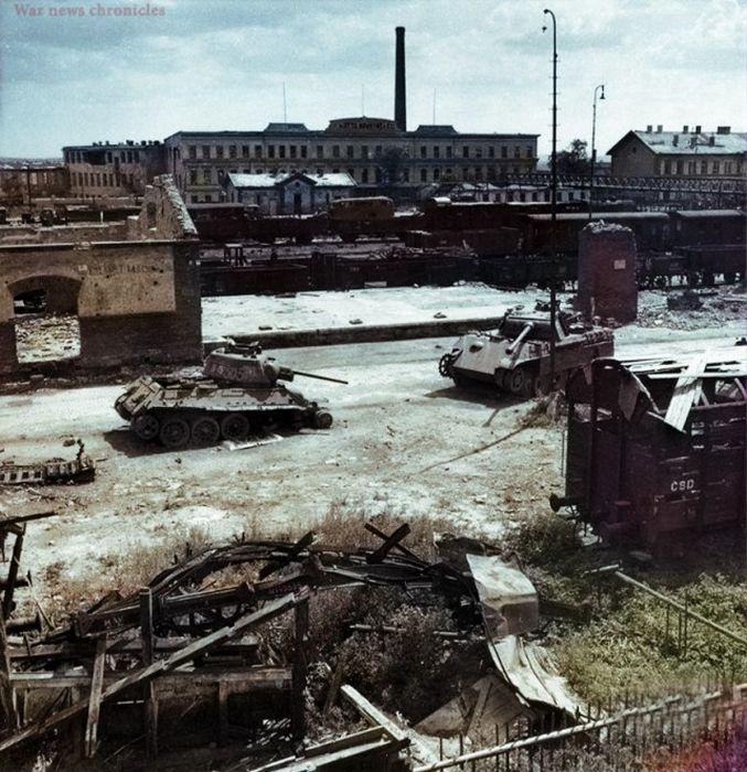 Будни сапера в годы Великой Отечественной войны (5 фото)