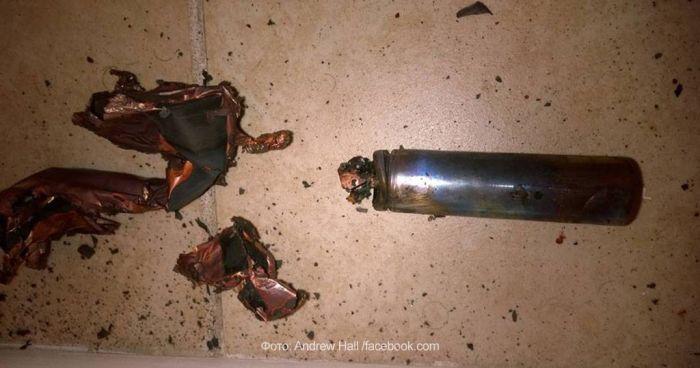 Электронная сигарета взорвалась прямо во рту курильщика (3 фото)