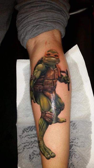Красивые татуировки (20 фото)
