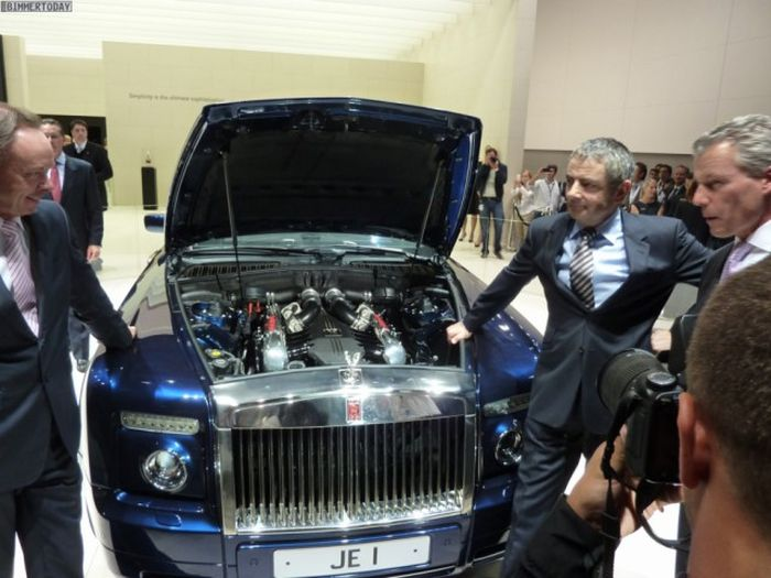 Автомобили знаменитостей (52 фото)