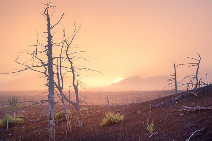 Великолепная природа Камчатки (32 фото)